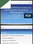 Ibaraki Holmes Presentation