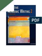 Effective Academic Writing 2