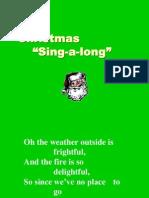 Christmas Carol Power Point