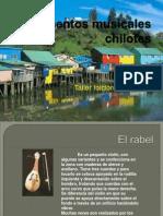 Instrumentos musicales chilotes