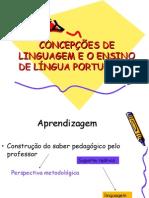 Metod Port - Concepcoes de Linguagem
