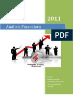 Análisis Financiero  Promotora Ambiental S.A.B. de C.V.
