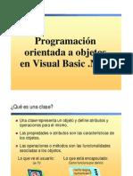 Programacion Orientada a Objetos en Visual Basic