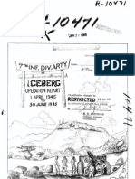 7th Infantry Division Artillery - Report of Ryukus Campaign (Iceberg Operation) - 1 April 1945-30 June 1945