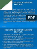 Presentación SA y SRL