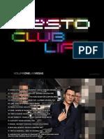 Club Life, Vol. 1 Las Vegas - Bonus Booklet