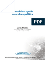 Manual de Ecografia Musculoesqueletica