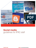 IFRC Social Media Guidelines