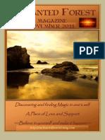 November 2011 Enchanted Forest Magazine
