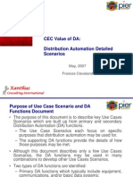 Distribution Automation Detailed Assessment