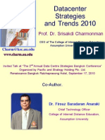 100917_Datacenter Strategies and Trends 2010