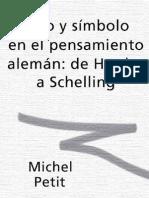 Petit, Alain - Mito y Simbolo en El to Aleman