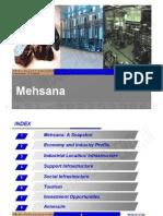 Mehsana District Profile