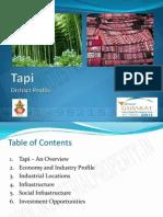 Tapi District Profile