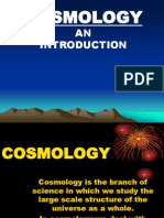 Presentation on Cosmology