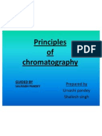 Principal of Cromatography