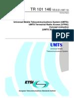 UMTS Report
