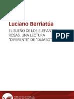 Luciano Berriatua Una Lectura de DUMBO