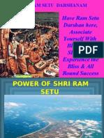 Shri Ram Setu Darshanam