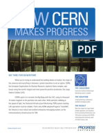 cernprogress
