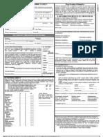 Certificado Salud Clase III