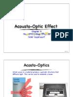 Ch 9-Acoustooptic Effect