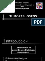 Tumores en Ortopedia