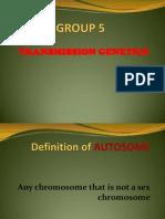 Genetic Ppt