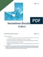 Incentivos fiscales de la I+D+i