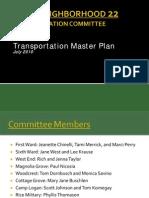 SN22 Transportation Pres 072810