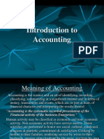Session 1 Finance