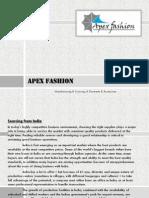 Company Profile -Apex