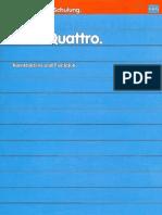 SSP 039 - Audi Quattro