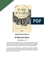 Pérez Henares, Antonio - El Hijo de la Garza