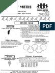 Olympic Math Ideas