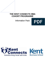 Updated Final Kent Connects MBA Pack