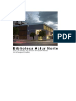 Biblioteca y Centro de Mayores Actur