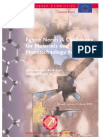 Nanotech Conclusions En