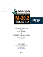 OCENCO EEBD SolasInstructionManual