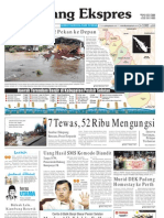Koran Padang Ekspres | Jumat, 4 November 2011