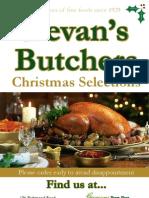 Bevan's Butchers at Garsons