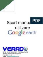 Google Earth GPS agricultura
