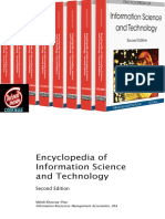 Encyclopedia of Information Science and Technology 2nd