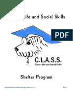 Shelter Program