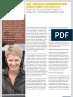 SAP Business Communications Management
