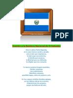 Oración a la Bandera Nacional de El Salvador