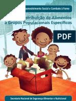 Acao de Distribuicao de Alimentos a Grupos Populacionais Especificos