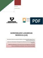 Komunikazio lanabesak-LH