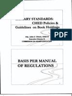chedlibrarystandards-100729092017-phpapp01