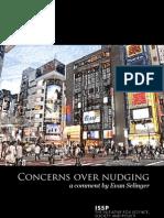 Concerns Over Nudging